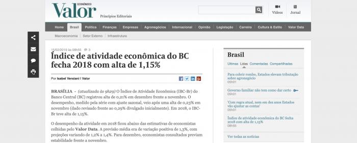 https://www.valor.com.br/brasil/6120047/indice-de-atividade-economica-do-bc-fecha-2018-com-alta-de-1,15%
